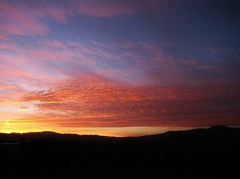 102315 Sunset by Carol Welsh