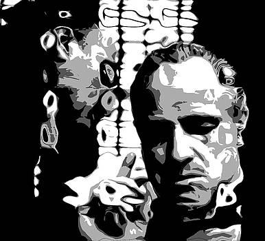 103, Marlon Brando by Nixo by Nicholas Nixo