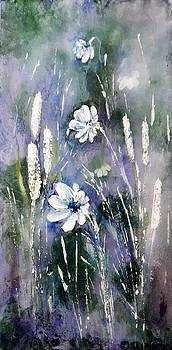 #1084 Wild Flowers #2 by Linda Skibinsky