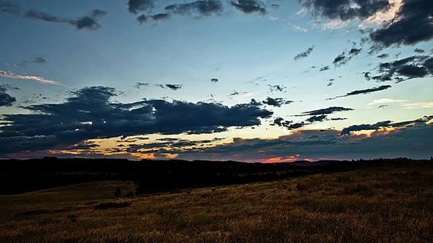 Landscape by Dorothy Binder