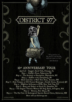 10th Anniversary Tour by District 97