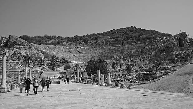 Ephesus Turkey by Cendrine Marrouat