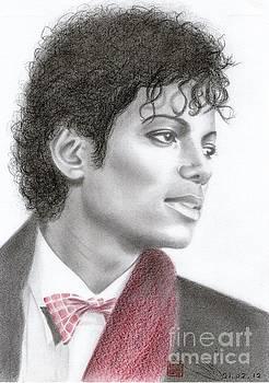 Michael Jackson #Five by Eliza Lo