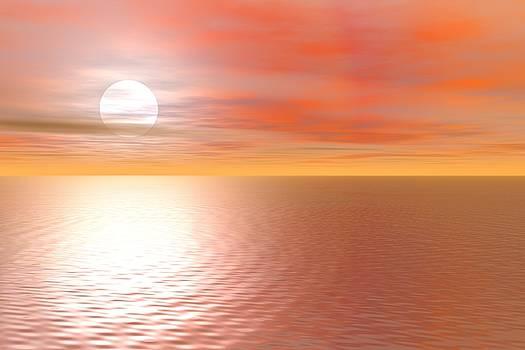 Sunset by Gabi Siebenhuehner