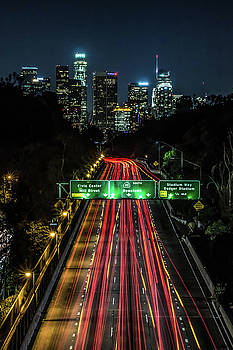 110 Freeway by April Reppucci