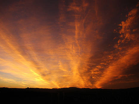 111915 Sunset by Carol Welsh