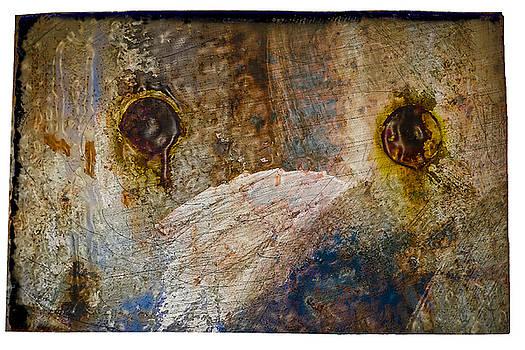 Wall Face 1 by Mark Holcomb