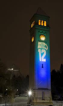 12th Clocktower by Paul DeRocker