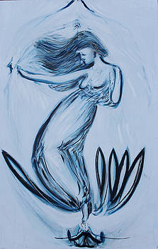 Blue Muse by Alexander Carletti