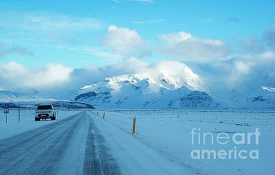 Iceland by Milena Boeva
