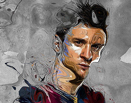 13 Messi by Nixo by Nicholas Nixo