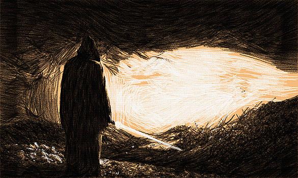 New Star Wars Art by Larry Jones