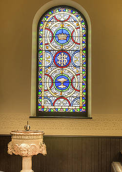 Saint Anne's Windows by Jim Proctor