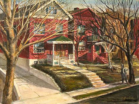 1385 Clara Avenue by Edward Farber