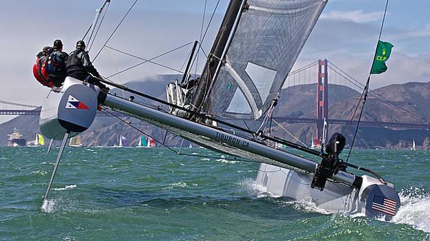 Steven Lapkin - Rolex Regatta San Francisco