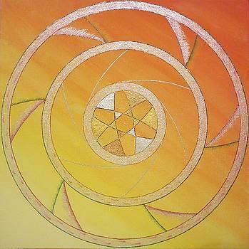 145. Mandala by Martin Zezula