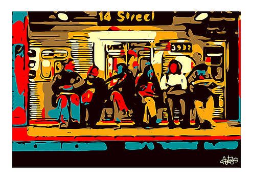 14th Street by Andrew Frey