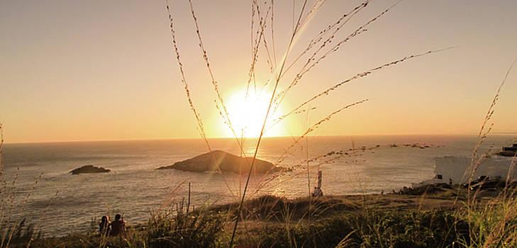 Sunset by Cesar Vieira