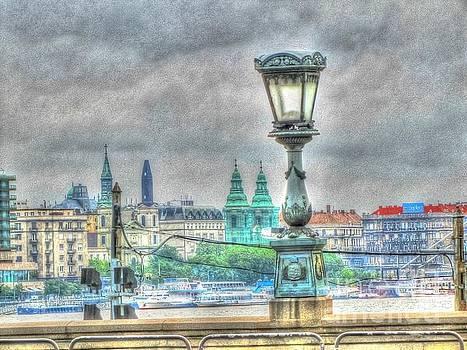 Budapesht by Yury Bashkin