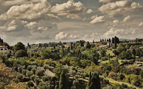 Florence Italy by Cendrine Marrouat