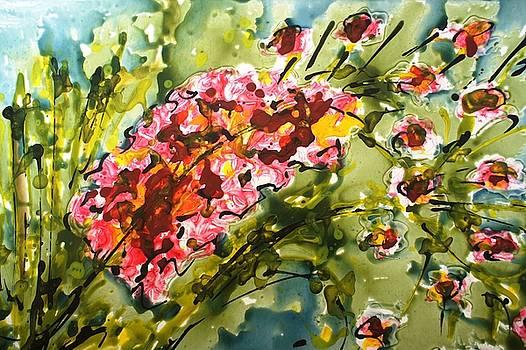 The Divine Flowers by Baljit Chadha