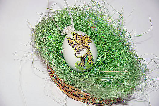 Easter Egg by Elvira Ladocki