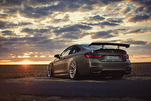 M4 by Chris M
