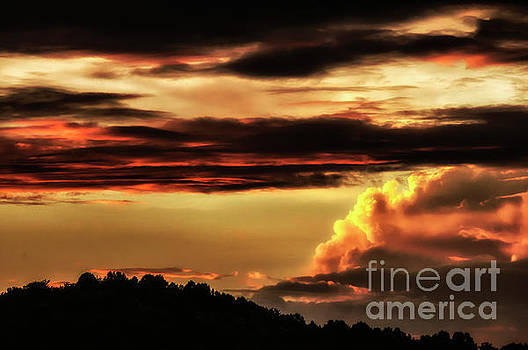 Appalachian Sunset by Thomas R Fletcher