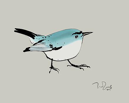 Bird by Penko Gelev
