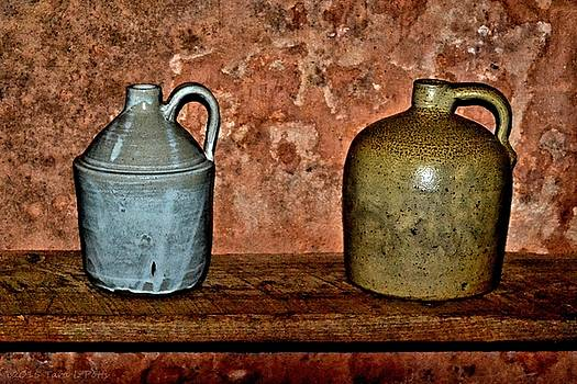 1800s Jugs by Tara Potts