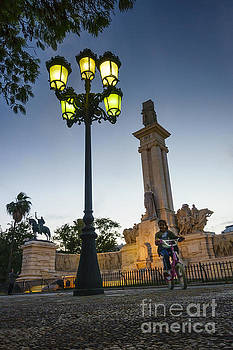 1812 Constitution Centennial Memorial Cadiz Spain by Pablo Avanzini