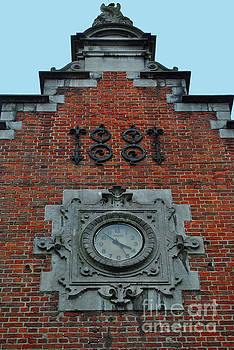 Jost Houk - 1881 Clock