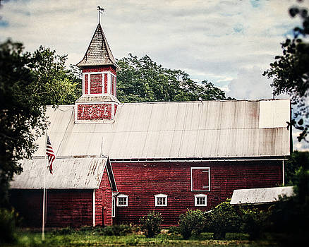 Lisa Russo - 1886 Red Barn