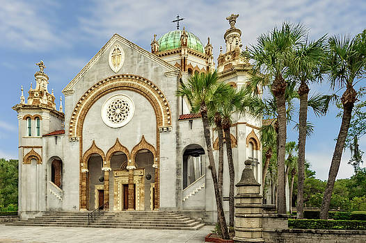 1889 Memorial Presbyterian Church St. Augustine   -   1889memorialpresbyterian123057 by Frank J Benz
