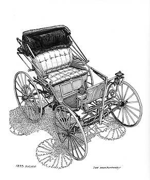 Jack Pumphrey -  Duryea Motor Wagon