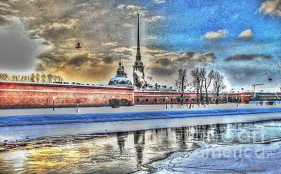 Peterburg by Yury Bashkin
