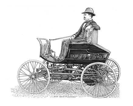 Jack Pumphrey - 1903 Haynes Pioneer