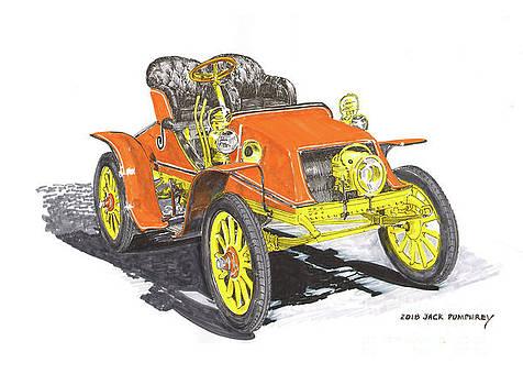 Jack Pumphrey - 1903 Winton