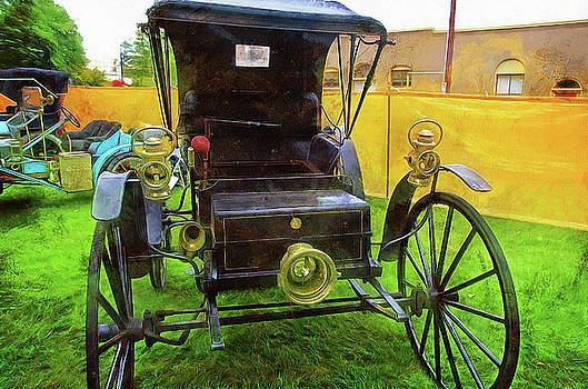 Thom Zehrfeld - 1906 Holsman Automobile