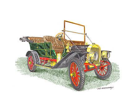 Jack Pumphrey - 1908 Rambler Kenosha Cadillac