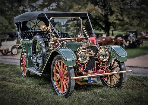 Susan Rissi Tregoning - 1911 Oldsmobile Limited