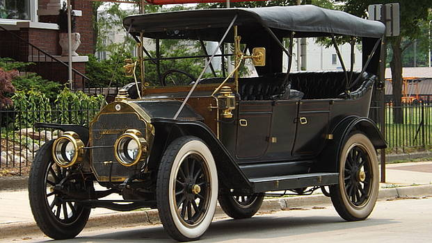 1911 Stoddard Dayton by Dennis Pintoski