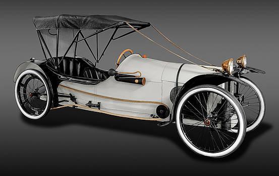 1913 Imp Cyclecar  -  1913impcycleautofa171742 by Frank J Benz