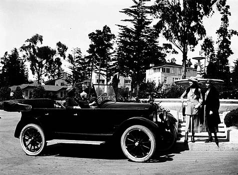 Peter Gumaer Ogden - 1920 Velie Motor Car