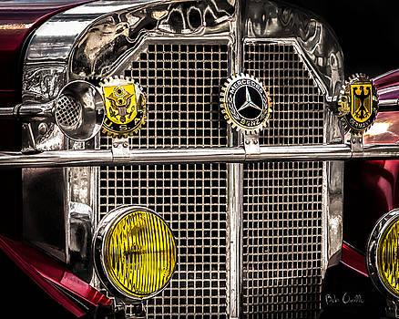 1920's Mercedes Benz Ssk by Bob Orsillo