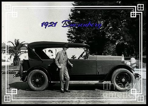 Peter Gumaer Ogden - 1921 Duesenberg