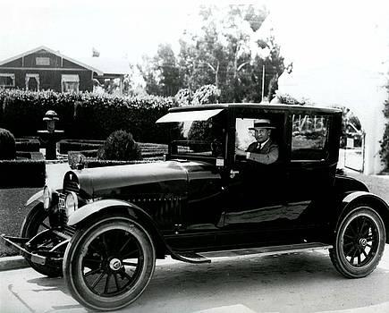 Peter Gumaer Ogden - 1922 Hudson Automobile