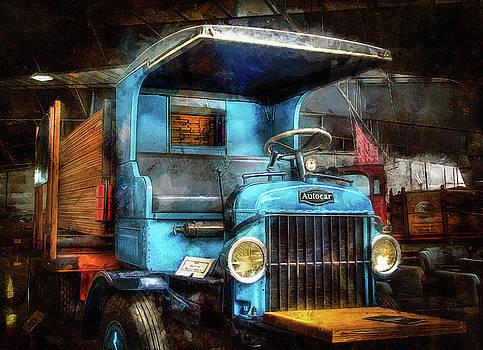 Thom Zehrfeld - 1925 Autocar Truck