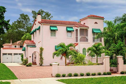 1926 Florida Northern Italian Renaissance Style Home  -  1926noritalrennasfl172169 by Frank J Benz