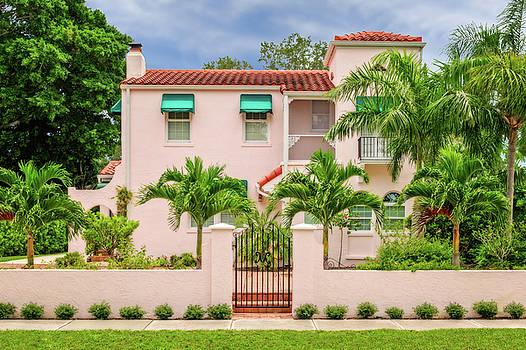 1926 Northern Italian Renaissance Style Home  -  1926flnoitalrennas172168 by Frank J Benz